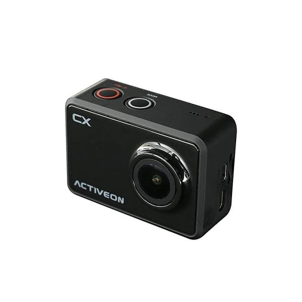 Shop Activeon Cx Cca10w 1080p Action Camera Black Certified Refurbished Overstock 25693020