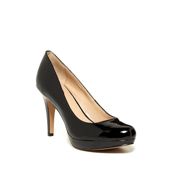 Circa NEW Black Women's Shoes Size 10M Pearly Patent Leather Pump