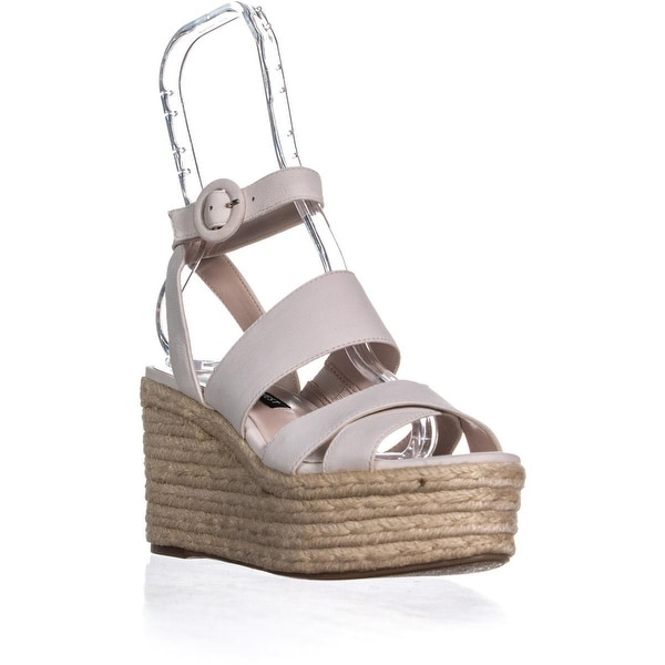 4caf4ecf5ef Shop Nine West Kushala Espadrilles Platform Wedge Sandals