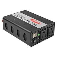 Inverter, 400W, 12V, Plug Or Clamps