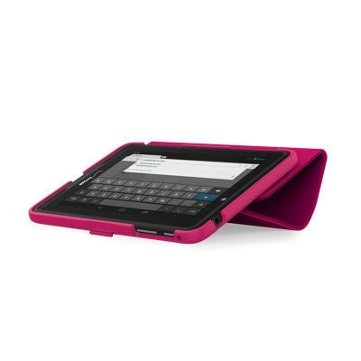 Speck Fitfolio Case for Verizon Ellipsis 7 - Rasperry Pink