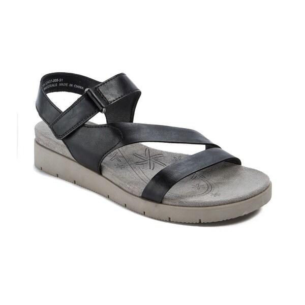Wear.Ever. Ife Women's Sandals & Flip Flops Black