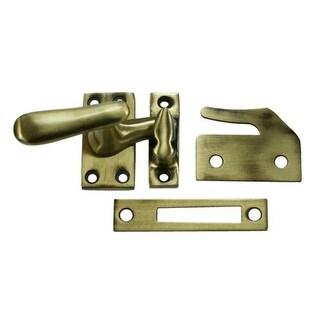 Deltana CF66 Medium 4 Piece Solid Brass Window Casement Fastener