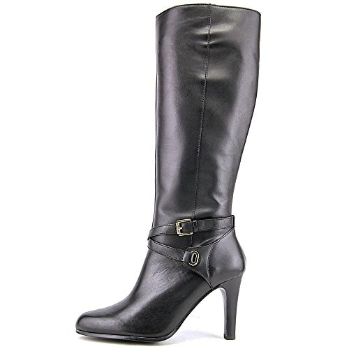 Lauren Ralph Lauren Women's Becca Leather Knee High Boot