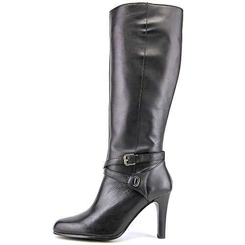 Lauren Ralph Lauren Women's Becca Leather Knee High Boot