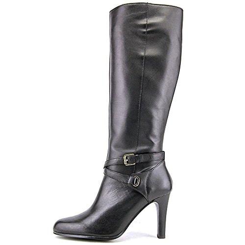 8be9c4af5 Shop Lauren Ralph Lauren Women's Becca Leather Knee High Boot - Free  Shipping Today - Overstock - 14526602