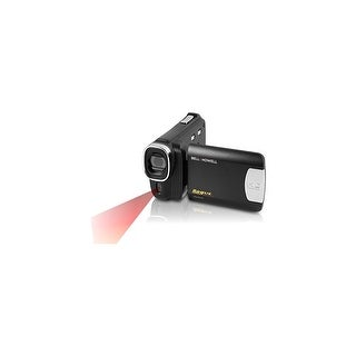 BELL & HOWELL ELBDNV6HDBKB Bell+Howell DNV6HD-BK Rogue Infrared Night Vision Camcorder with 1080p HD and 20 MP Resolution Video