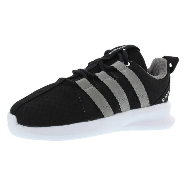 63deda0c67cd Shop Adidas Sl Loop Racer Infant s Shoes - 7 M US Toddler - Free ...