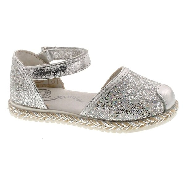 Primigi Girls 14193 Fashion European Sandals - Silver