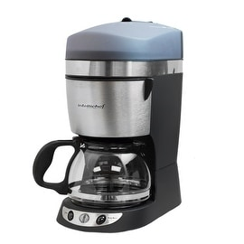 10 Cup High Speed Intellichef Coffee Maker by Cook Essentials