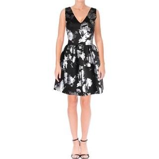 Aqua Womens Semi-Formal Dress Sleeveless Mini