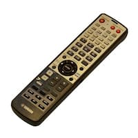 OEM Yamaha Remote Control Originally Shipped With: YSP3050BL, YSP-3050BL, YSP4000, YSP-4000, YSP4000BL, YSP-4000BL
