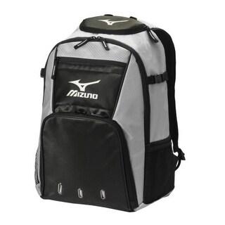 Mizuno Organizer G4 Batpack (Silver/Black)