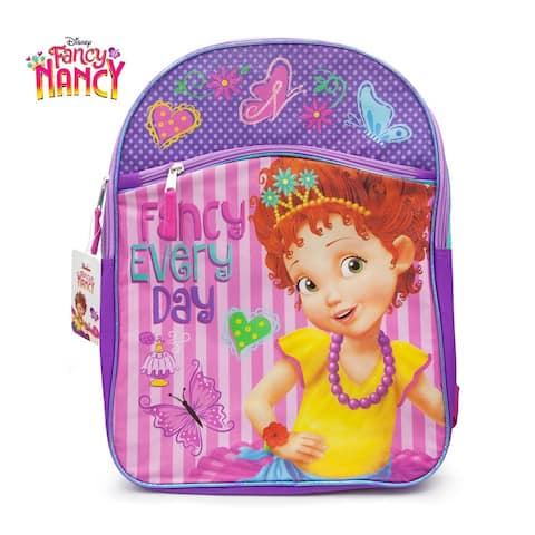 """UPD Fancy Nancy 16"""" Backpack Multicolor"""