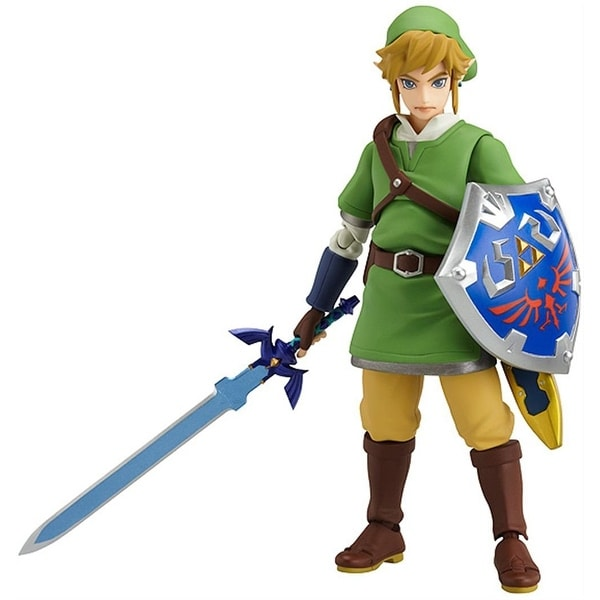 Legend of Zelda Skyward Link Action Figure by Figma