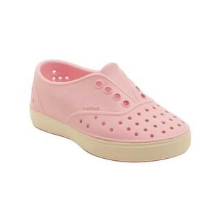 Native Girls Miller Rubber Slip On Loafers (Option: victoria blue/bone white - junior size 1)