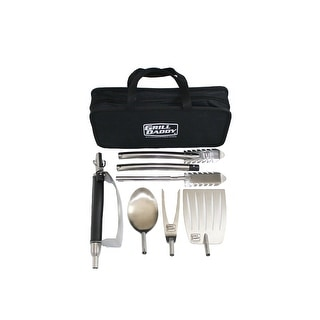 Grill Daddy GQ59016 Camping and Tailgating Grill Set
