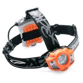 Princeton tec apex headlamp orange 350 lumens