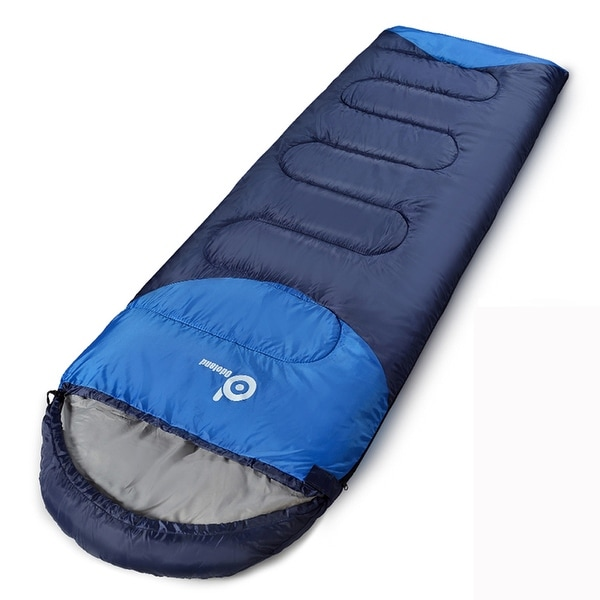 ODOLAND 50F Sleeping Bag Portable Sleeping Bag for Outdoor Camping Hiking Traveling