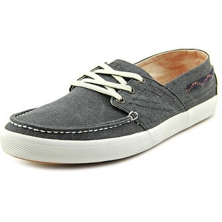 Tretorn Otto Washed Canvas Men Round Toe Canvas Sneakers