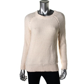 Vince Womens Knit Long Sleeves Pullover Sweater - XXS