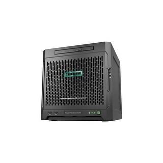 HP ProLiant MicroServer Gen10 Server ProLiant MicroServer Gen10 Server