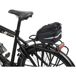 Vaude Silkroad Bike Rack Bag - Black
