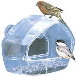 Perky-Pet Window Bird Feeder