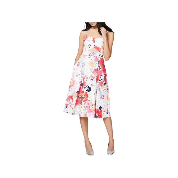 Shop Rachel Rachel Roy Womens Party Dress Floral Cut Out - On Sale - Free  Shipping On Orders Over  45 - Overstock.com - 21236421 afbc6e81ccc0