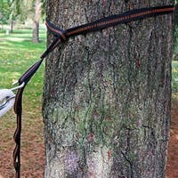 Sunnydaze Tree-Friendly Adjustable Hammock Hanging Straps Kit with Carrying Bag