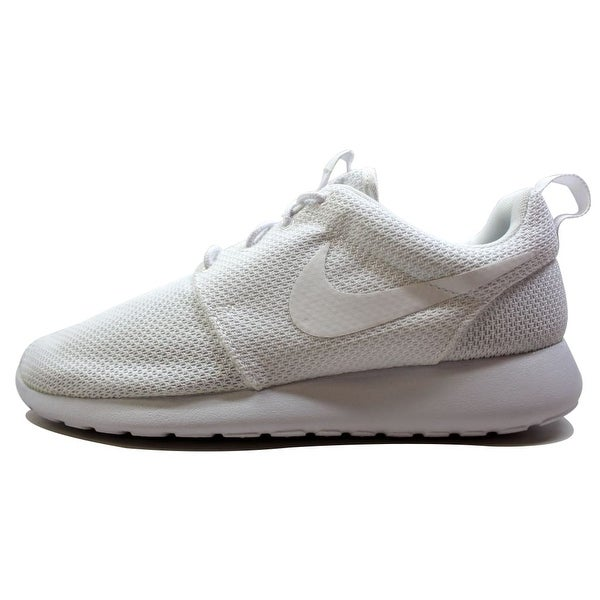 buy online d34c8 c137c Nike Men  x27 s Roshe One White White nan 511881-112 Size