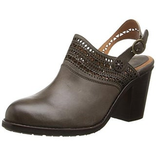 Ariat Womens Chaparral Leather Dress Clogs