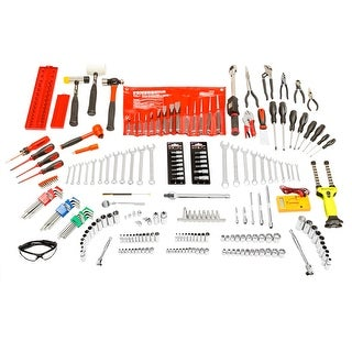 Powerbuilt 261 Piece Technician Tool Set - 642539