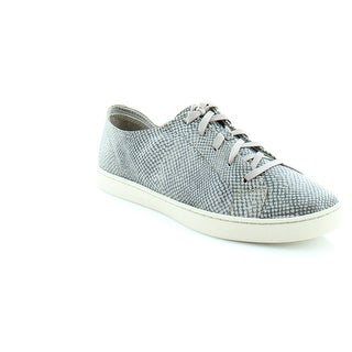 Hush Puppies Ekko Gwen Women's Fashion Sneakers Black/Taupe