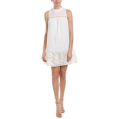 Endless Rose Lace Shift Dress