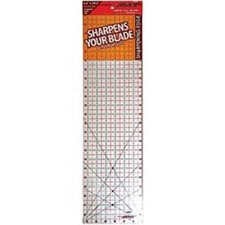 "6-1/2""X24-1/2"" - The Cutting Edge Clear Ruler"