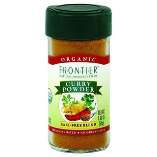 Frontier Herb - Organic Curry Powder ( 2 - 1.90 OZ)