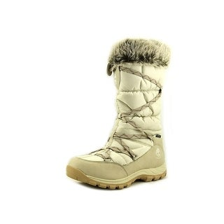 Amazing Timberland Mount Hope Snow Boots In Beige Winter White