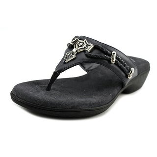 Rialto Kismet Women Open Toe Synthetic Gray Thong Sandal