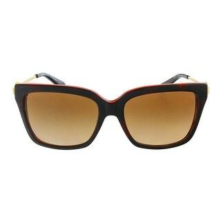 Michael Kors MK6038 ABELA I 313013 Havana Square Sunglasses