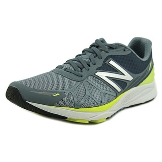 New Balance MPACE Men D Round Toe Synthetic Gray Sneakers