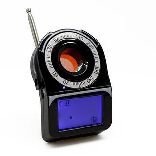 Dd3150 Camera Finder With Rf Detector-Locate A Camera Lens From 3 Inches- 30Ft|https://ak1.ostkcdn.com/images/products/is/images/direct/0107426f0e14551881564547e58b8a08132fafc5/Dd3150-Camera-Finder-With-Rf-Detector.jpg?_ostk_perf_=percv&impolicy=medium