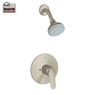 Grohe 35 048 Agira Shower Trim Package with Multi-Function Shower Head and Dream Spray? Technology