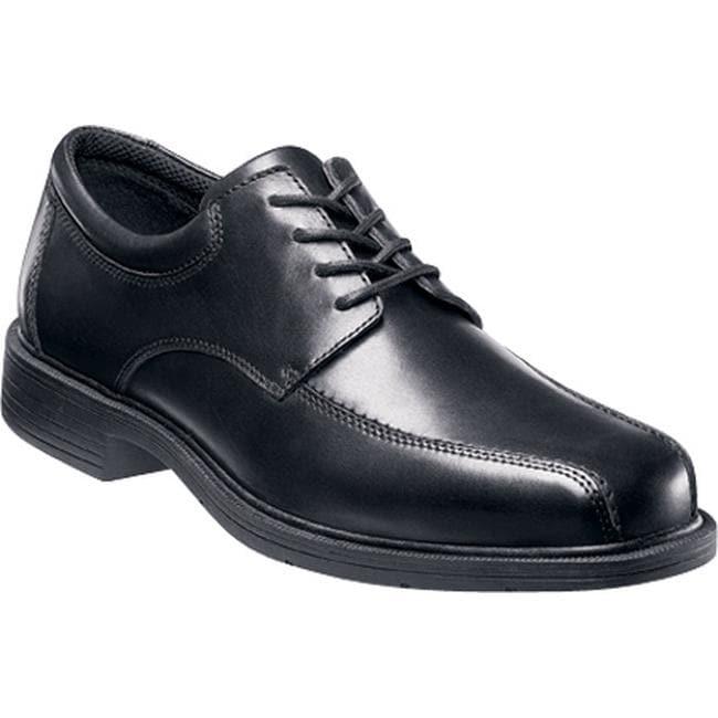Men/'s Work Dress Shoes Nunn Bush Jasen Leather Comfort Lace up 84221-001 Black