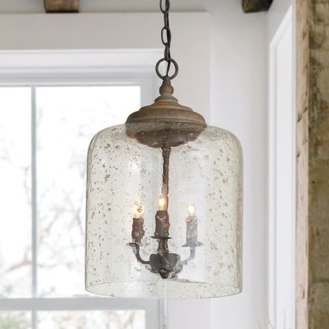 3-light Nordic Grey Pendant