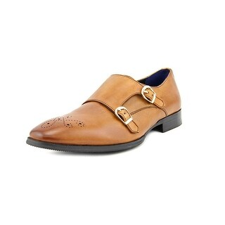 Bar III Carrick Men Round Toe Leather Loafer