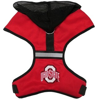 Ohio State University Dog Hoodie Harness