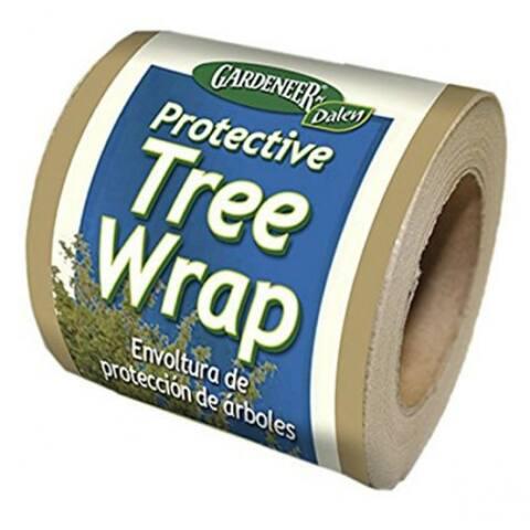 "Dalen RAP-15 Gardeneer Protective Tree Wrap, 3"" x 50'"