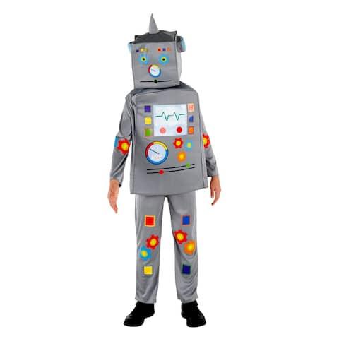Child Classic Robot Halloween Costume