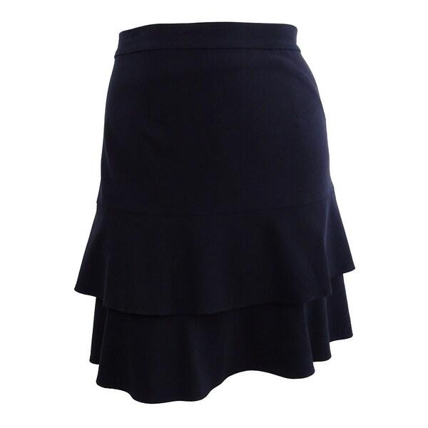 be0e955988b62 Shop Nine West Women s Tiered A-Line Skirt (10